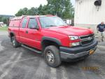 2007 CHEVY 2500 4WD Ext.-cab Pickup Truck, VI...