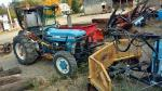 Ford 3910 Tractor. 4WD. 3cyl Diesel. 8 spd Tr...