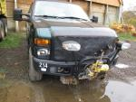 2009 Ford F250XL 4WD extended cab pickup (214...