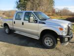 2015 FORD F-250 4WD Crew Cab Pickup, VIN: 1FT...